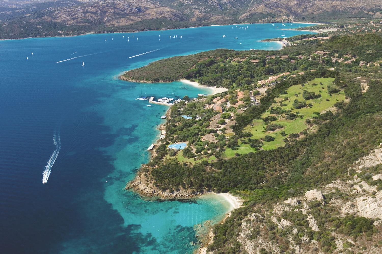 Hotel Capo d'Orso Thalasso & Spa, Cala selvaggia private beach