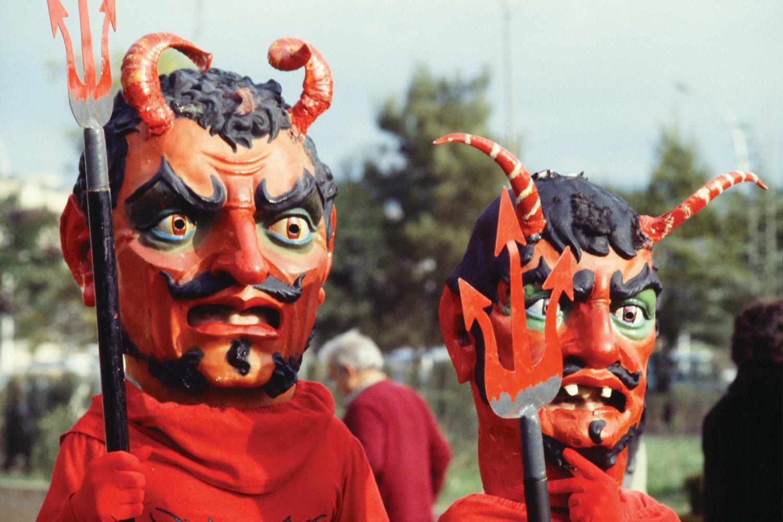 Events in Mallorca in June, Nit del Foc