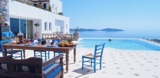 Elounda Gulf Villas & Suites, Aegean villa
