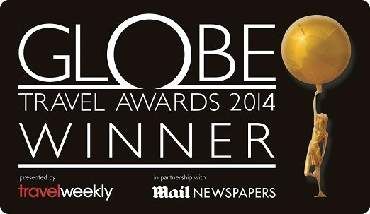 Travel Weekly Globe Awards 2014