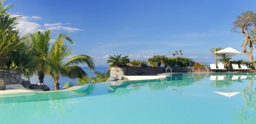 Abama Golf & Spa Resort, El Mirador pool
