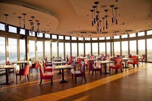 Bohemia Suites & Spa, 360° rooftop restaurant