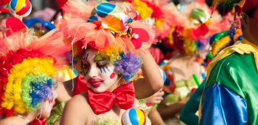 Annual Carnival in Cyprus