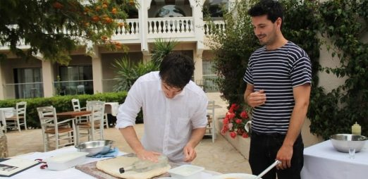 The Fabulous Baker Brothers in Corfu