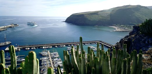 La Gomera Harbour