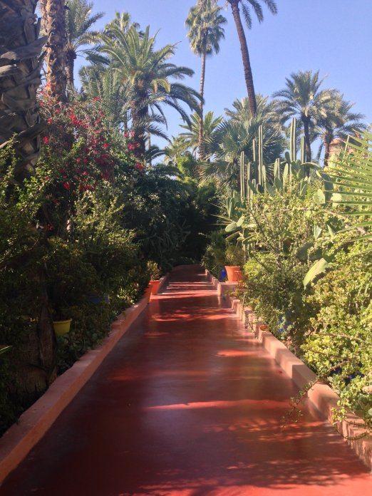 Majaorelle Gardens