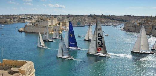 Rolex Middle Sea Race in Malta