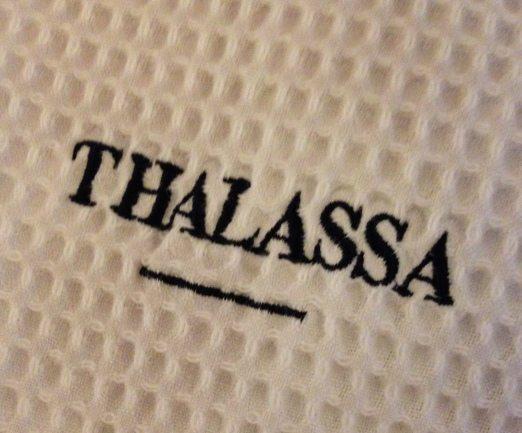Thalassa Boutique Bathrobe