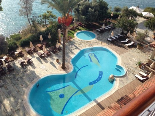 Thalassa Boutique pool