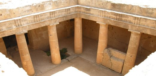 Tomb of the Kings, Cyrpus