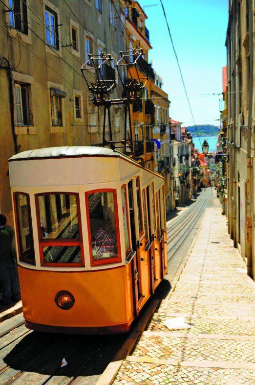 Explore Lisbon by tram