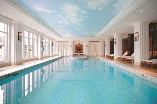 Intercontinental Amstel Amsterdam, health club pool