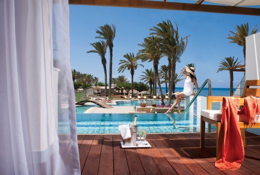 Constantinou Bros Asimina Suites, pool view