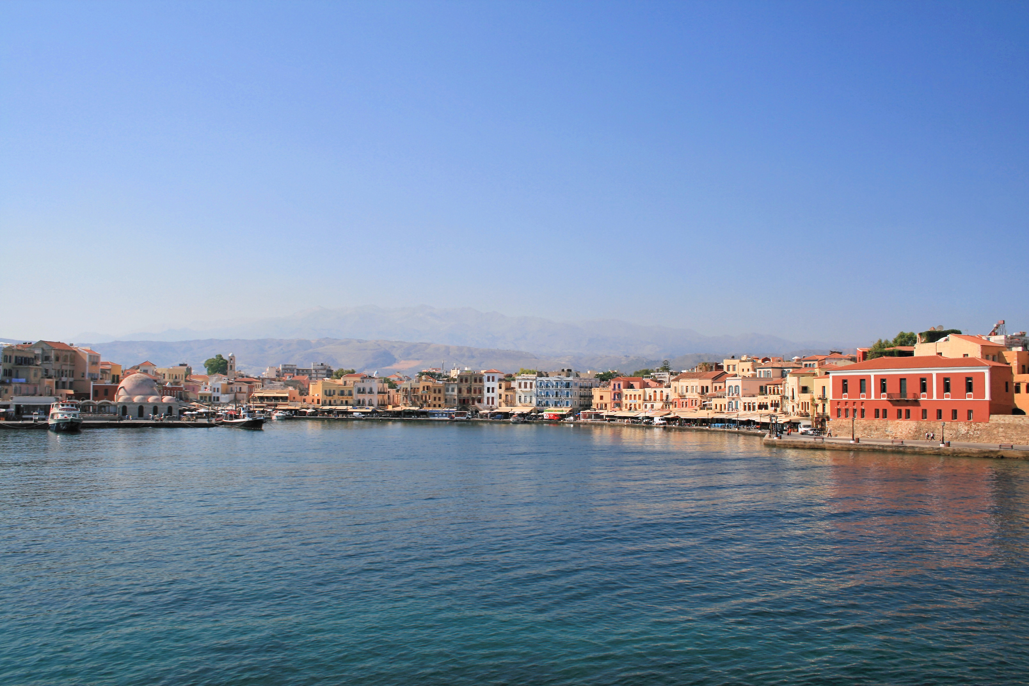 Chania Old Town and Venetian Harbour
