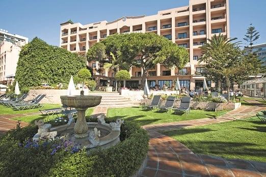 Hotel Fuerte Marbella, Costa del Sol