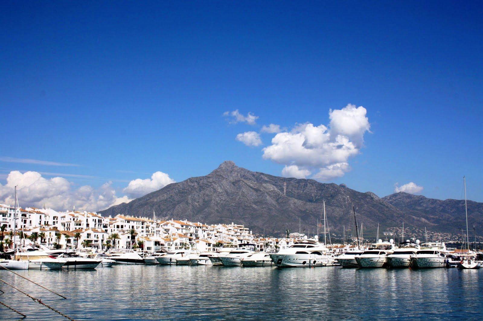 Puerto Banus Marina, Marbella