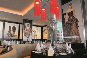 Vila Gale Lagos, restaurant