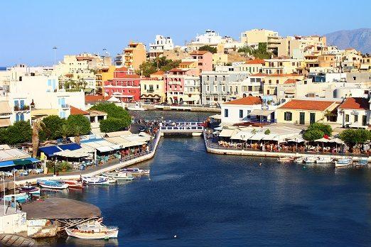 Agios Nikolas, Crete