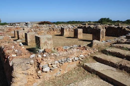 Minoian Palace