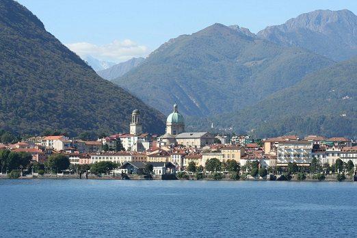 Verbnia, Lake Maggiore