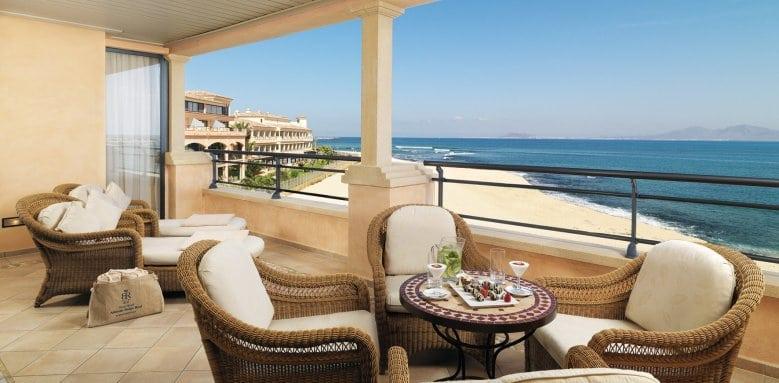 Gran Hotel Atlantis Bahia Real, terrace