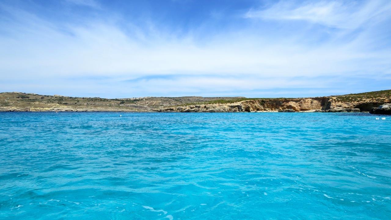 Blue Lagoon Comino, Malta