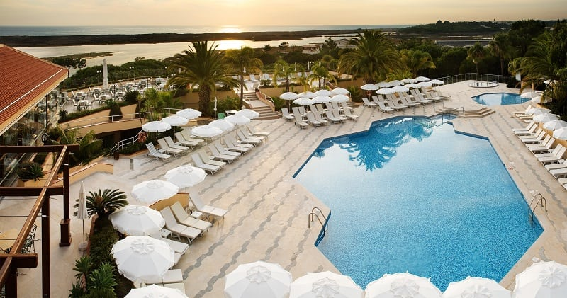 Quinta do lago Outdoor Pool & Jacuzzi