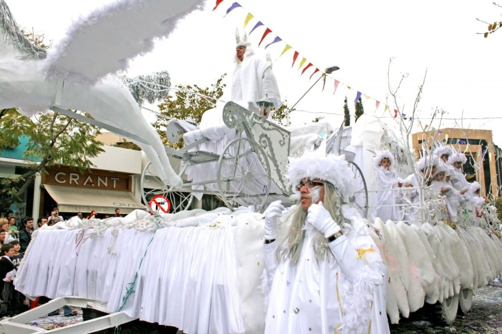 An example of one such festive traditions that await on a Cyprus Christmas holiday