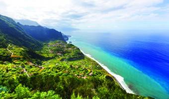 Madeira Coastline