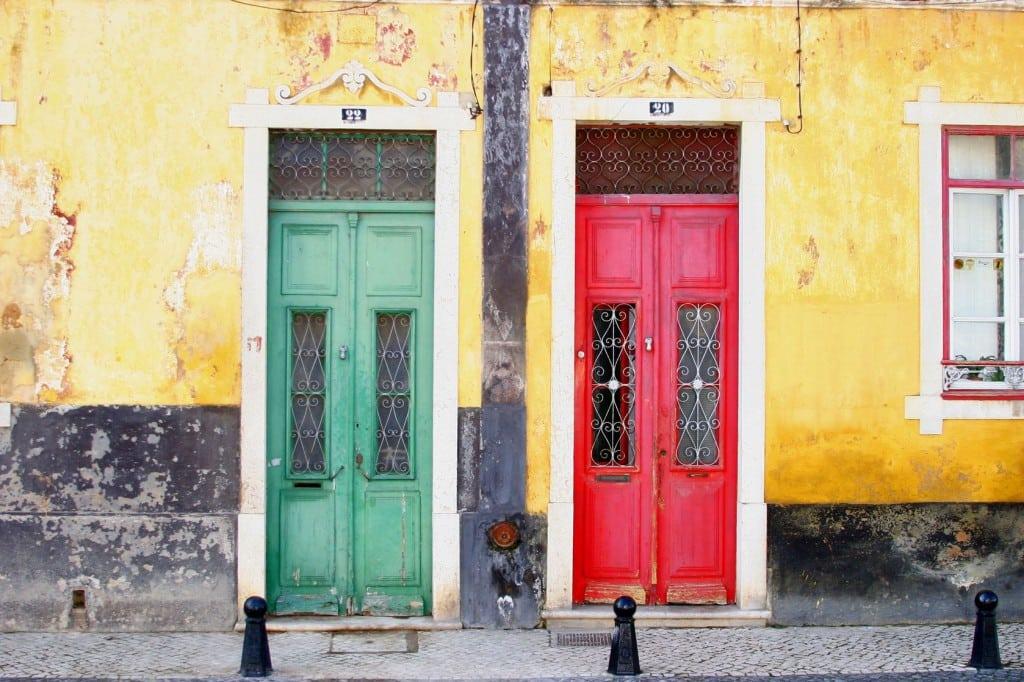 Faro Period Architecture