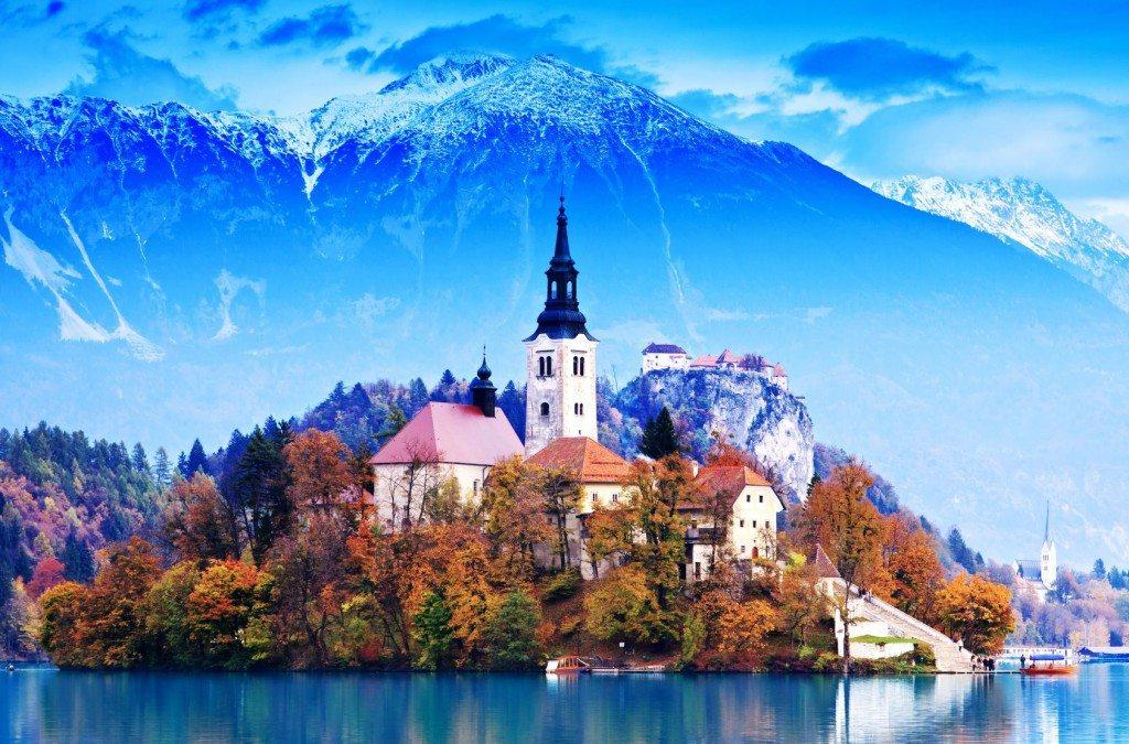 Bled Island, Classic Blog