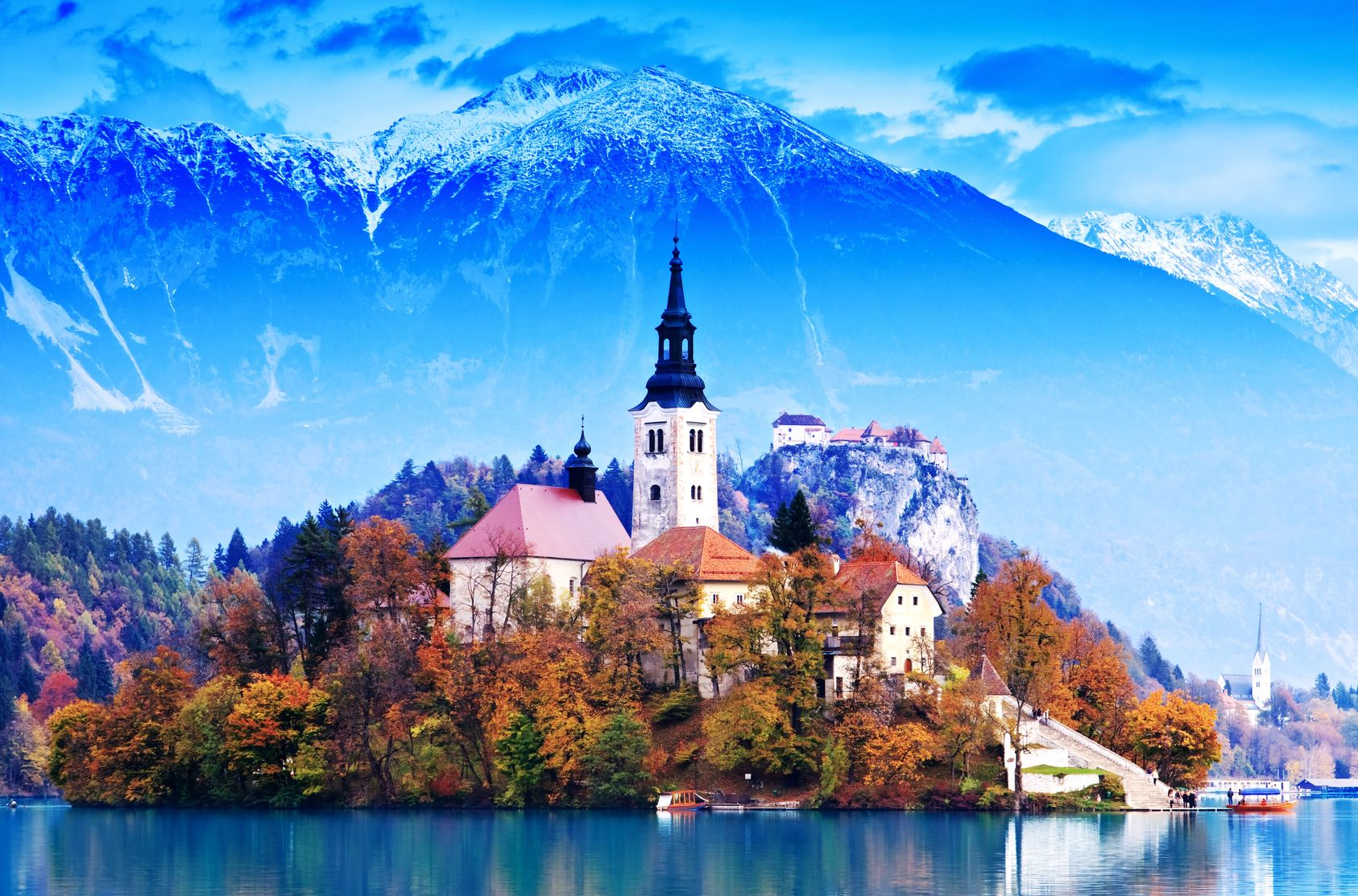 Lake Bled: Your perfect romantic getaway | The Classic Blog