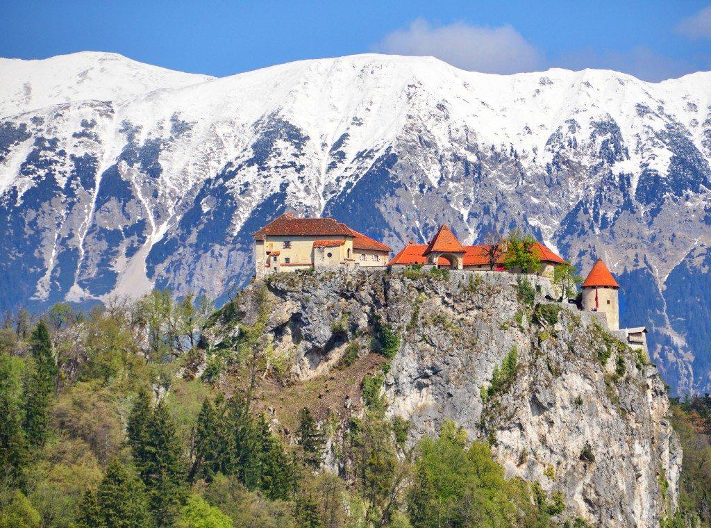 Castle Bled, Classic Blog