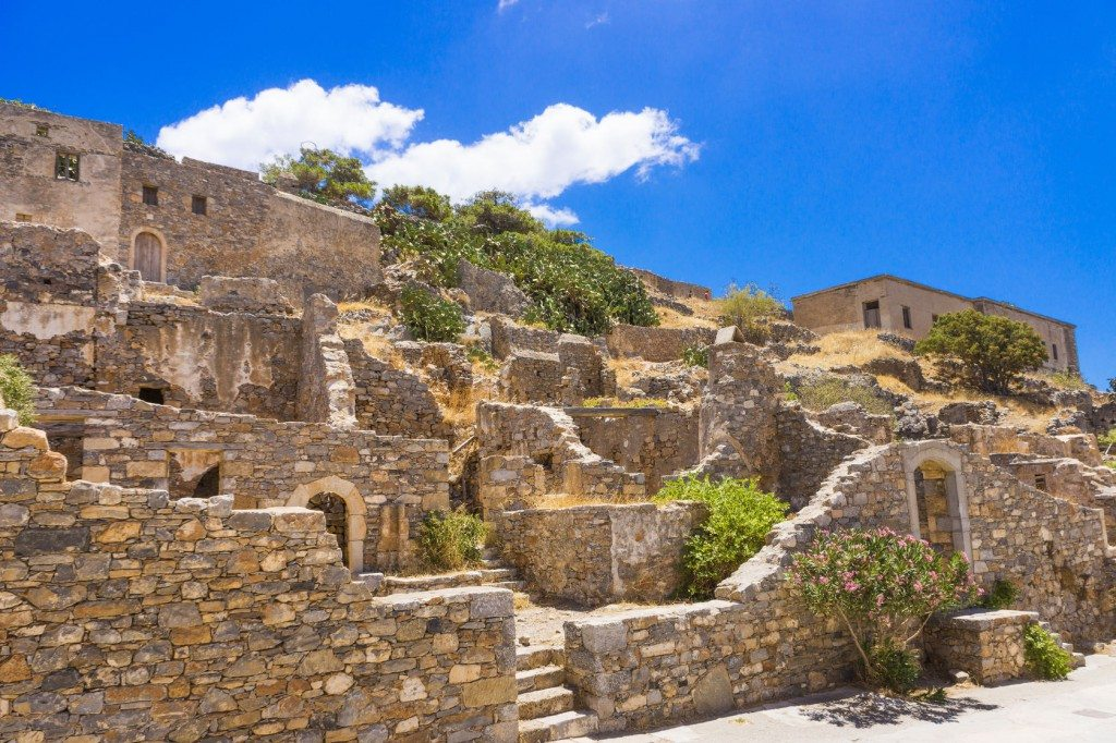 One of the impressive sights you will see on your day trip to Spinalonga