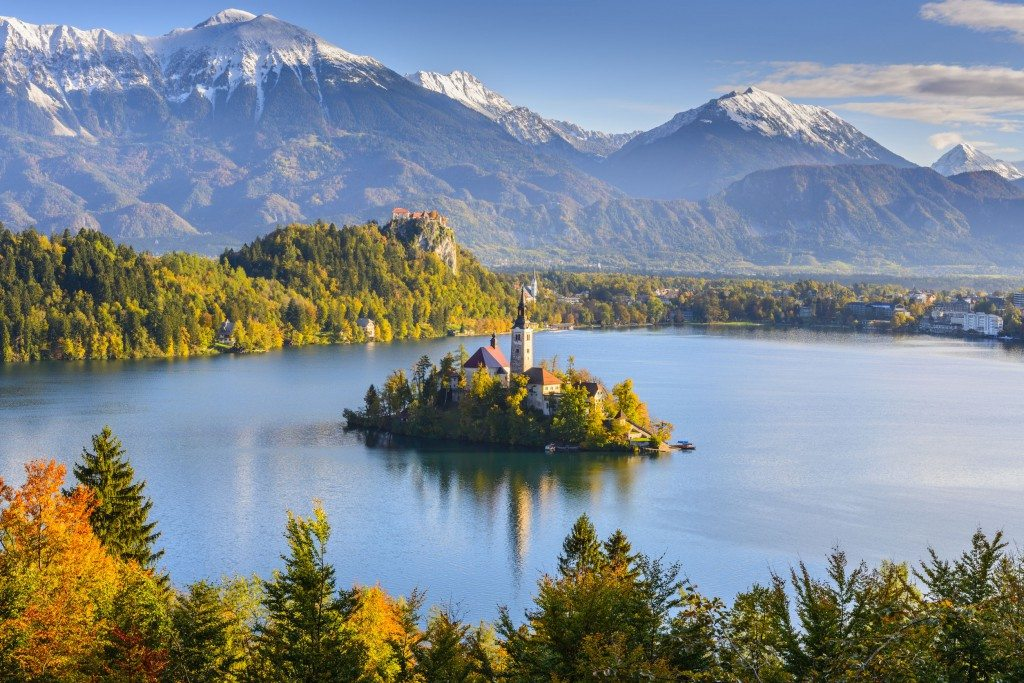 Lake Bled: Your perfect romantic getaway