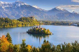 Lake Bled, Classic Blog