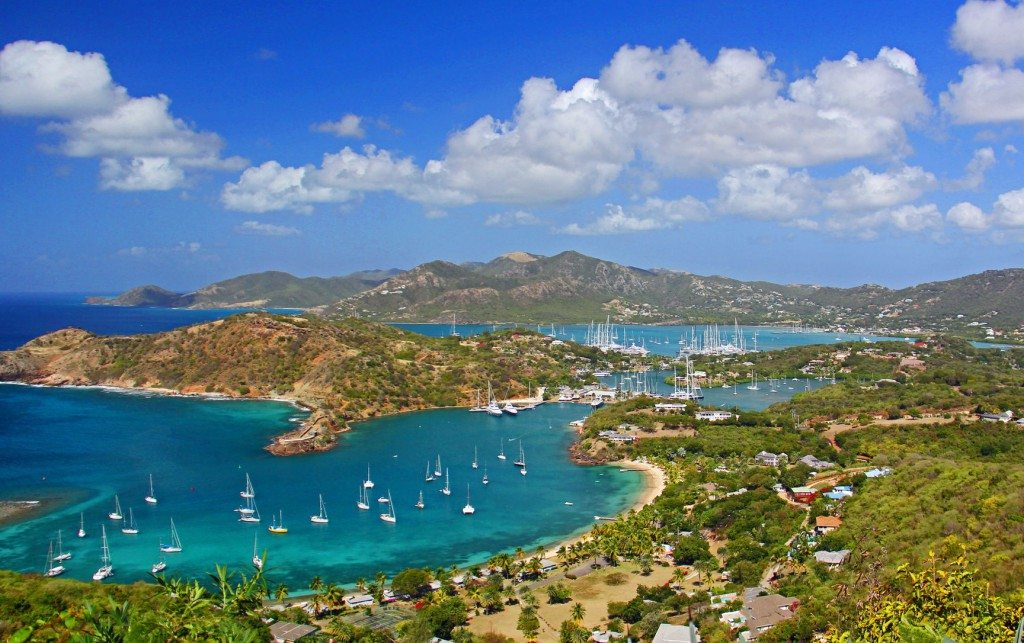 1st thing to in Antigua: Explore English Harbour