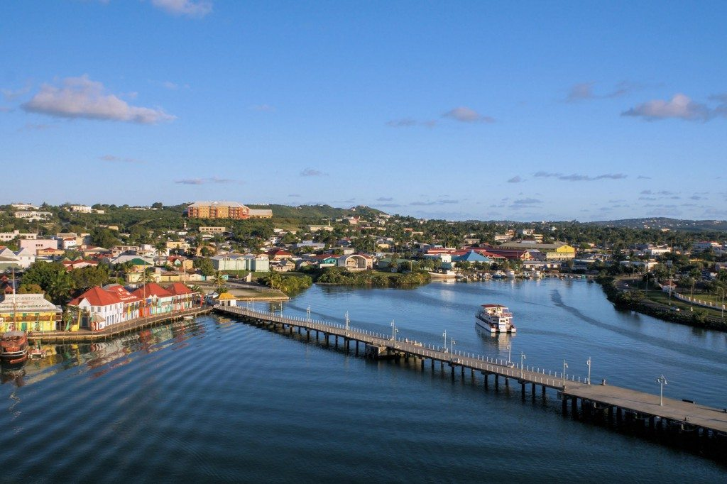 2nd thing to do in Antigua: Visit St John's