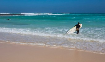 Sun, Sea and Surf in Fuerteventura