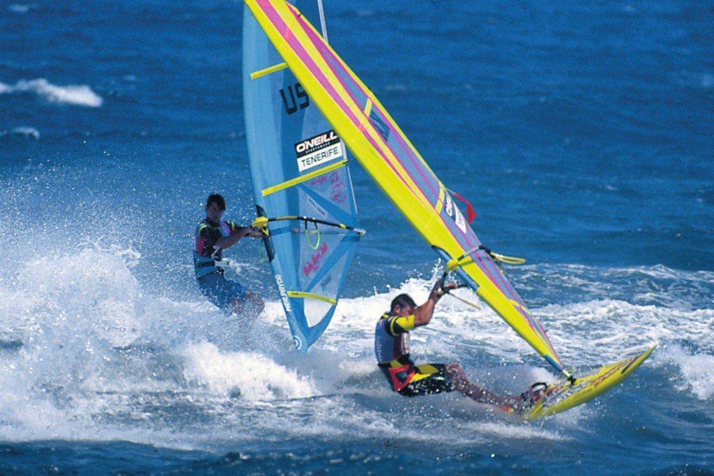 Water sports, Gran Canaria