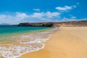 Beaches, Lanzarote
