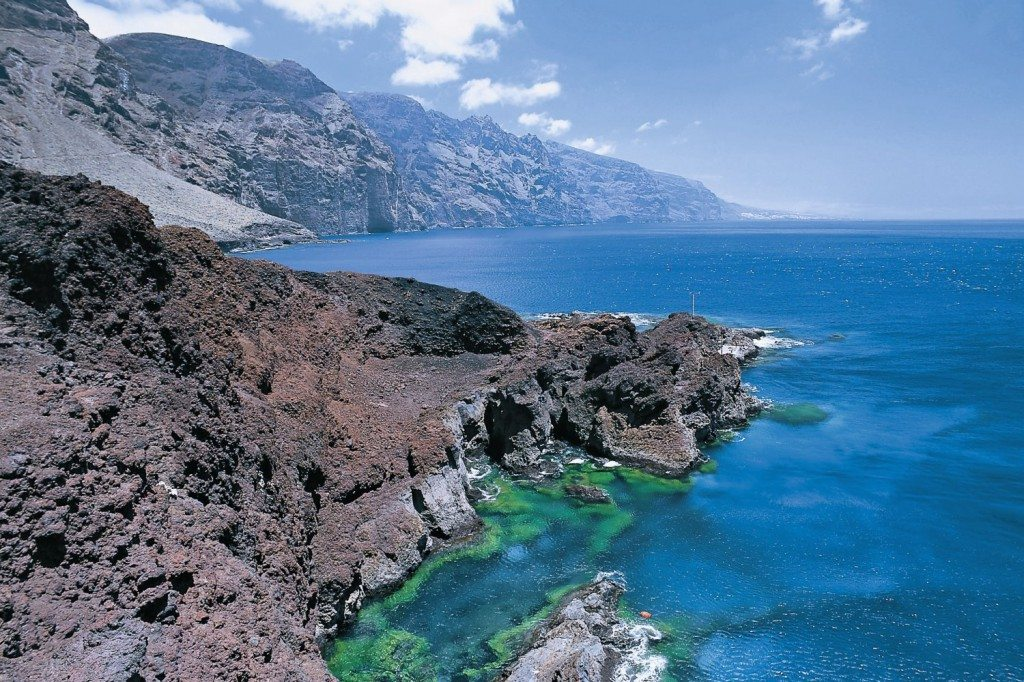 Coastal route, Tenerife