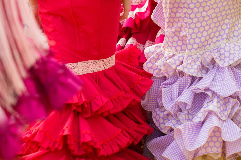 Flamenco dancers, Seville