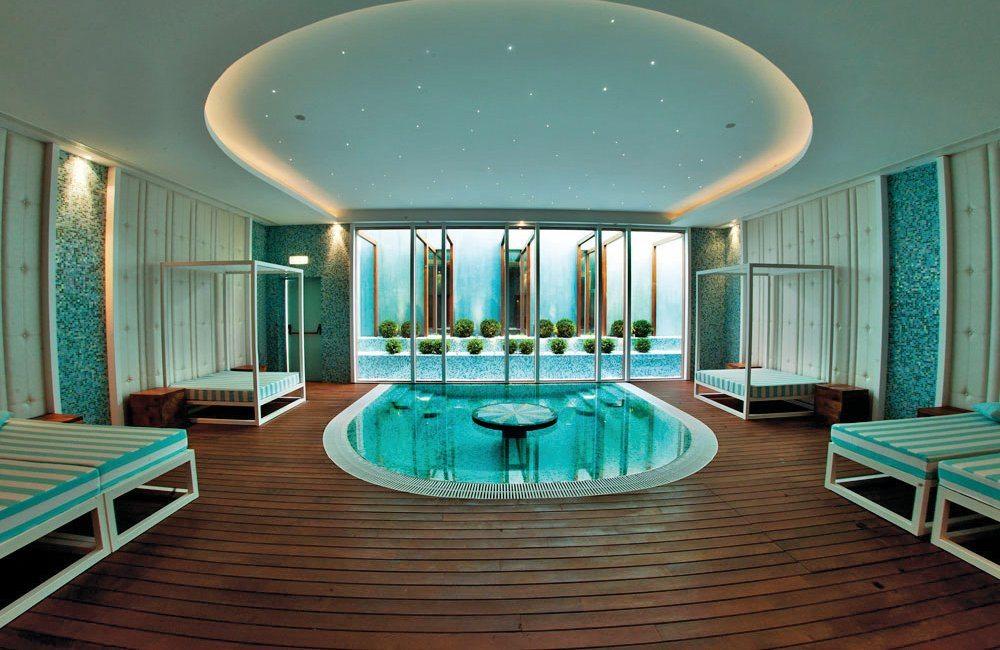 Spa, Bela Vista hotel