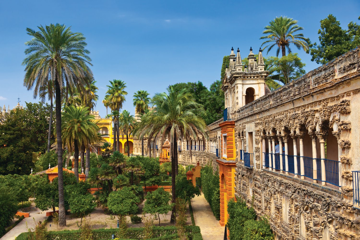 10 interesting facts about the city of seville the Seville house