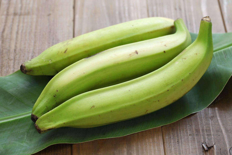 Caribbean food, Plantain