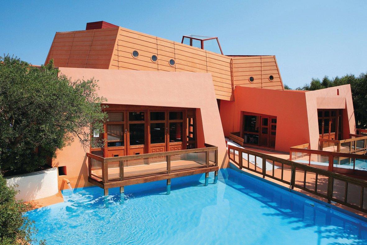 Luxury Family hotel, Porto Elounda