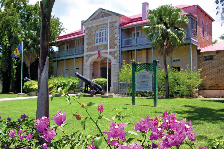 Things to do in Bridgetown, Garrison museum