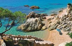 Tossade mar beach, Costa Brava