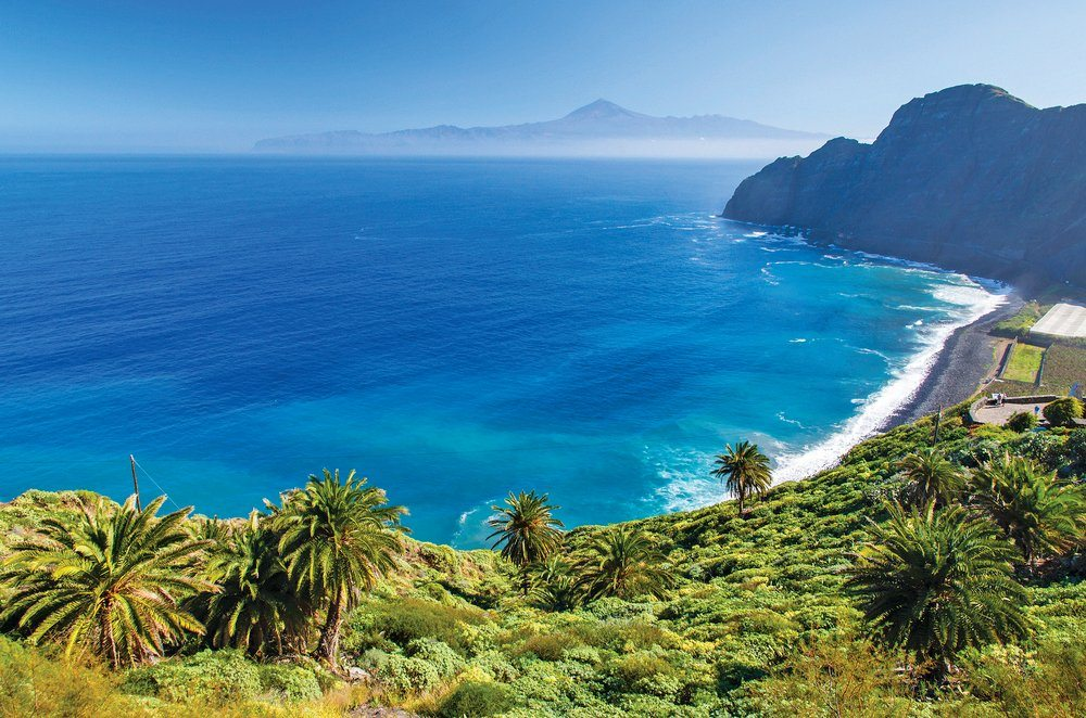 Summer holiday in La Gomera